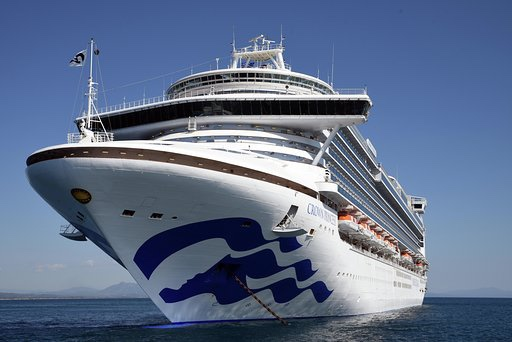 Princess Cruises announces the arrival of UK-based ship