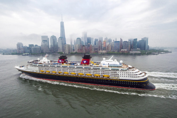 Disney Magic in New York City