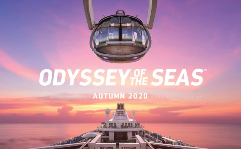 Royal Caribbean newest ship Odyssey of the Seas homeport and itinerary revealed