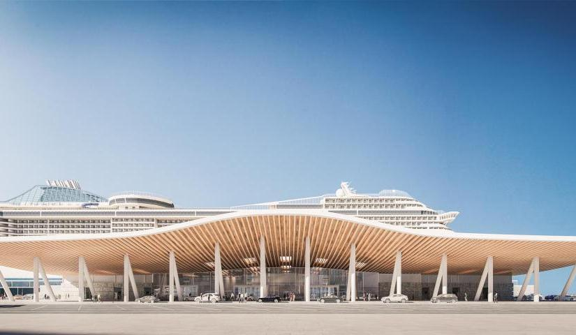 Southampton set to open its 5th cruise terminal next year