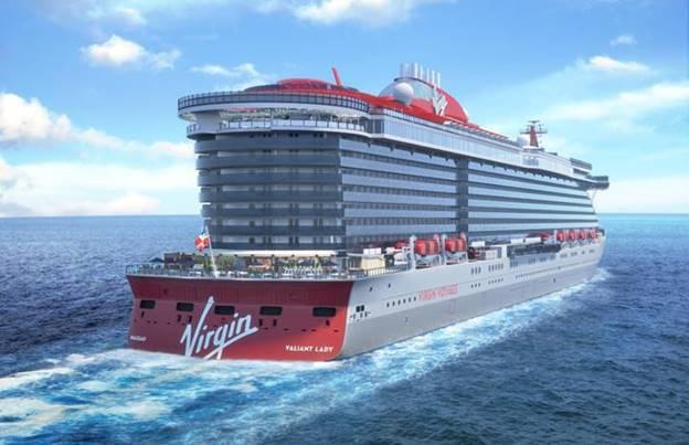 Virgin Voyages Valiant Lady