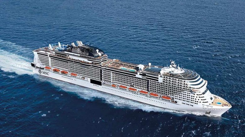 MSC CRUISES UNVEILS FOUR NIGHTS OF GRAND CELEBRATIONS FOR THE HAMBURG CHRISTENING OF MSC GRANDIOSA