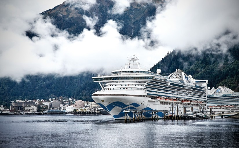 Princess Cruises begins 50th Alaska Season